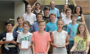 Hebel-Schüler beim Känguru-Wettbewerb erfolgreich